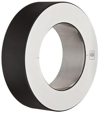 "Brown & Sharpe TESA 00850118 Standard Setting Ring for Inside Micrometer, 2.400"" Diameter"