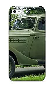 New Arrival Classic Olive Car For Iphone 5c Case Cover