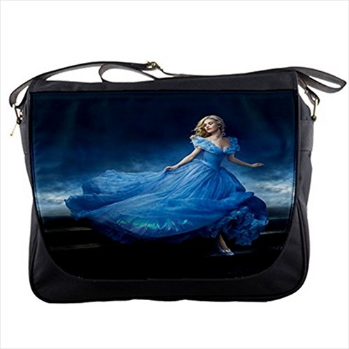 NEW Princess Cinderella 2015 Shoulder Messenger Bag Satchel for School College Work Collectible