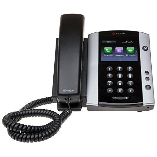Polycom VVX 501 IP Phone - Cable - Wall Mountable, Desktop by Polycom (Image #1)