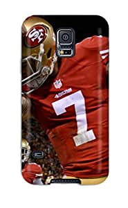 Best san francisco NFL Sports & Colleges newest Samsung Galaxy S5 cases 9887683K400794928
