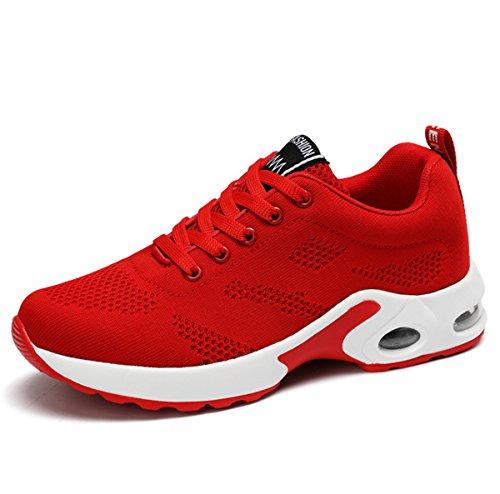 排気読みやすい顕著スポーツシューズ ランニングシューズ スニーカー レディース ジョギングシューズ 運動靴 軽量 防水 通学靴 ジム 運動 靴 カジュアル クッション性