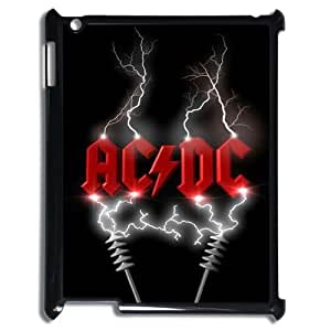 Unique Durable Hard Plastic Case Cover for Ipad2,3,4 - ACDC CM79L7210