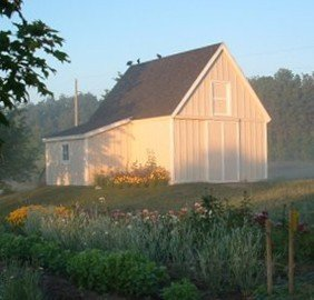 Candlewood Mini-Barn, Shed, Garage and Workshop - Pole Barn Plans by American Wood Pole Barn Plans (Image #2)'