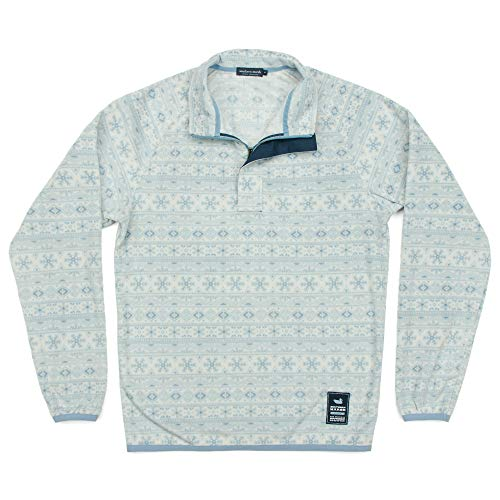 Southern Marsh Monmouth Flurry Fleece Pullover - 1/4 ()