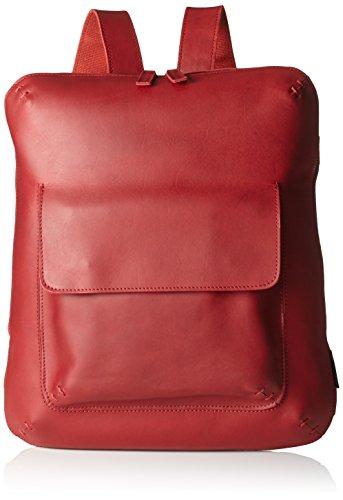 Jost - Mochila, Hombre, Rojo, 39 cm Rojo