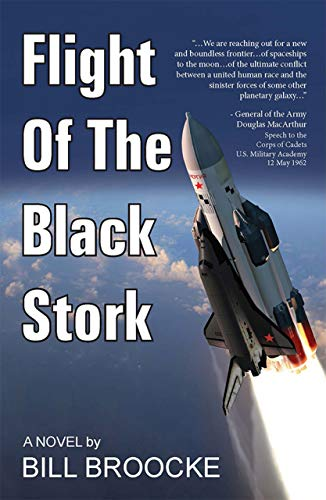 Black Stork - Flight of the Black Stork