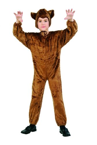 Bear Costume Sale Suit (Bear - Jumpsuit - Toddler)