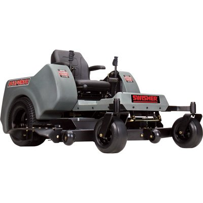 Swisher Zero-Turn Mower - 724 cc Briggs & Stratton Professional Series Engine, 54in. Deck, Model# ZTR2454BS