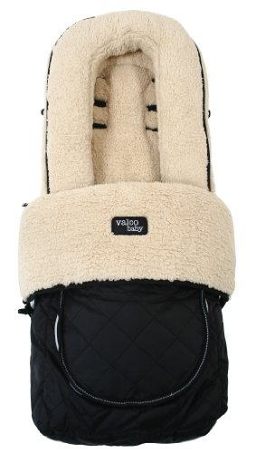 Valco Baby Universal Deluxe Fleece Foot Muff (Fluffly Fleece) by Valco Baby