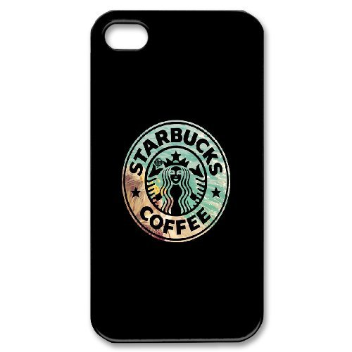 Starbucks Phone Case And One Free Tempered-Glass Screen Protector For iPhone 4,4S T277905