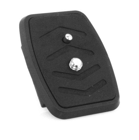 Camera Mounting Plate for the Wal-Mart MX1000 Tripod and OSN OS500 Tripod (Hama Star 62 Tripod With Carry Case)