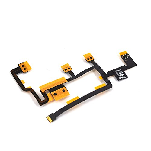 Power Volume Button (Power on Off Silent Switch Volume Button Flex Cable Replacment for Ipad 2 CDMA 2012 Version)