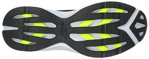 Skechers Herren Sneaker - Go Walk Sport Power - Schwarz Schuhe in Übergrößen