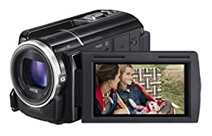 Sony HDRXR260V High-Definition Handycam 8.9 MP Camcorder with 30x Optical / 55x Extended Zoom and 160 GB Hard Disk Memory (2012 Model)