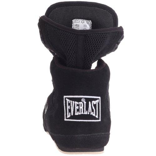 Everlast 8001B - Botines de boxeo negro negro Talla:40 negro