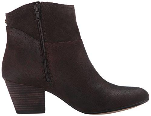 Nine West Frauen Hannigan Pumps rund Fashion Stiefel Dark Brown