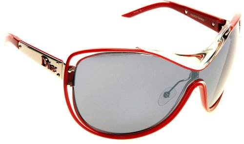 Dior Striking 62Y ZH Crystal Red Striking Sunglasses Lens Category 3