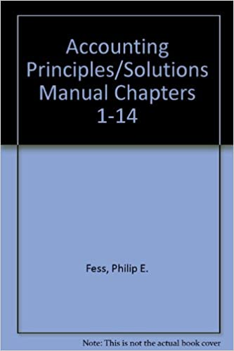 Accounting principlessolutions manual chapters 1 14 philip e fess accounting principlessolutions manual chapters 1 14 17th edition fandeluxe Gallery