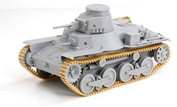 amazon dragon models hokuman version ija type 95 light tank ha go