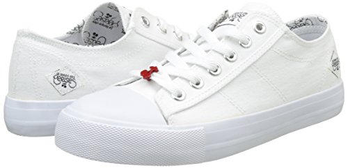 sport white Botas Des Blanco Origin Le White Cerises Temps Mujer n6qIaI