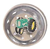John Deere Tractor Novelty Enamel Kitchen Sink Strainer