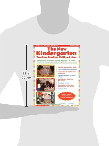 the new kindergarten teaching reading writing more