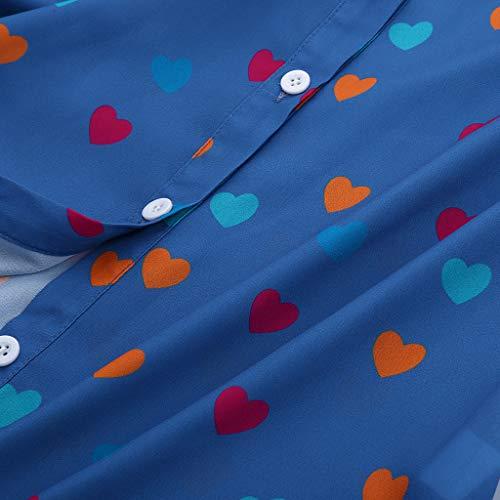 ULLA POPKEN Shirt Schmetterling dunkel türkis NEU