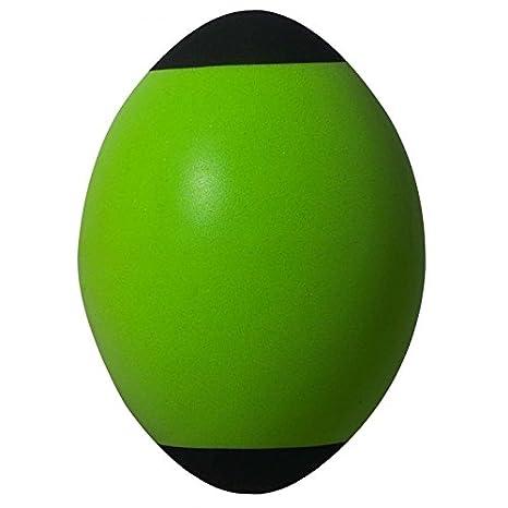 Balón - Rugby - Espuma - verde claro/negro, color MULTICOLOR ...