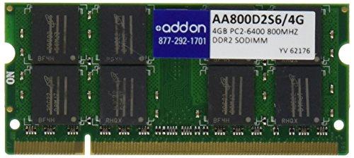 ACP-EP Addon-Memory 4 GB DDR2 800 (PC2 6400) RAM AA800D2S...