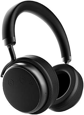 XSOUND H5D Auriculares Bluetooth Cancelación de Ruido Activa ...