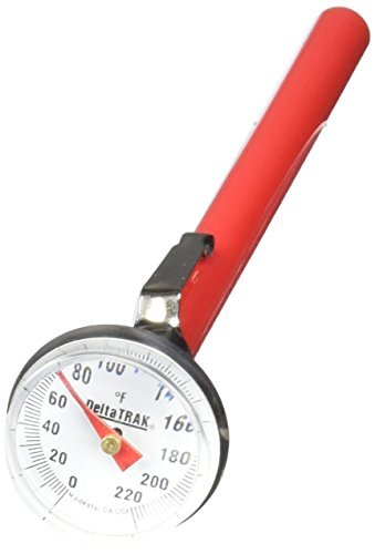 Four Seasons 59569 Small Dial Air Conditioning Thermometer by Four Seasons by Four Seasons