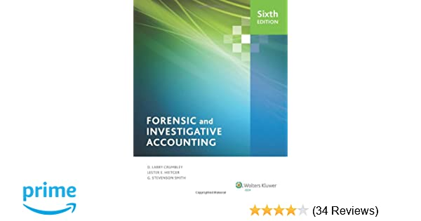 Forensic and Investigative Accounting (7th Edition)