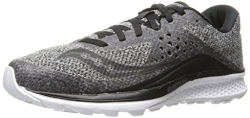 Saucony Women's Kinvara 8 LR Running Shoe, Maru/Black, 7 M US Review