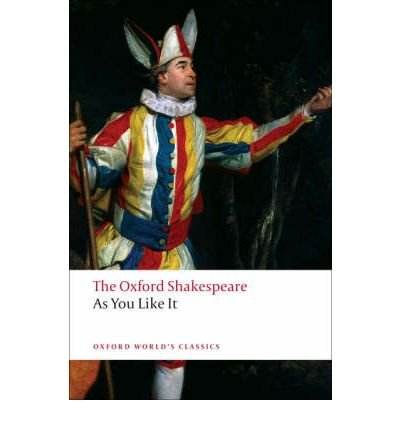 Download The Oxford Shakespeare: As You Like it (Oxford World's Classics (Paperback)) (Paperback) - Common pdf epub