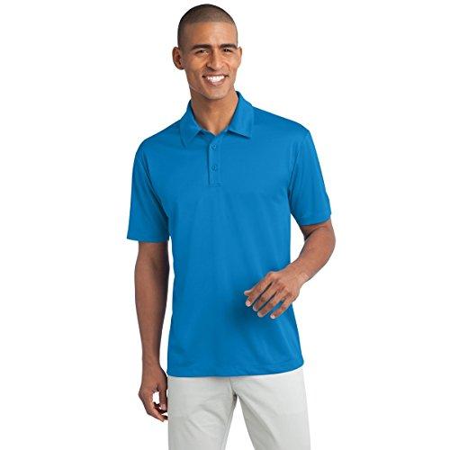 Mens-Big-Tall-Short-Sleeve-Moisture-Wicking-Silk-Touch-Polo-Shirt