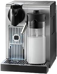 "De'Longhi America, Inc. EN750MB Lattissima Pro Original Espresso Machine with Milk Frother by De'Longhi, 10.8"" L x 7.6"" W x 13"" H, Brushed Aluminum"