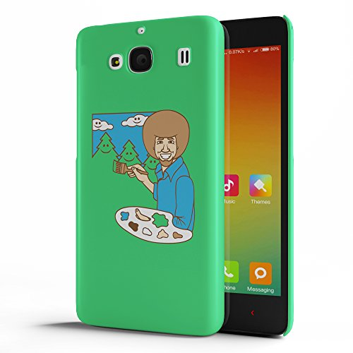 Koveru Designer Printed Protective Snap-On Durable Plastic Back Shell Case Cover for Xiaomi Redmi 2 - Painter - Call Painter