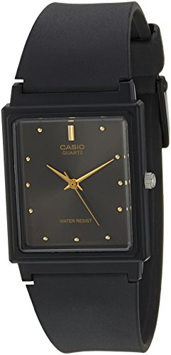 Casio MQ38 1A Black Analog Quartz product image
