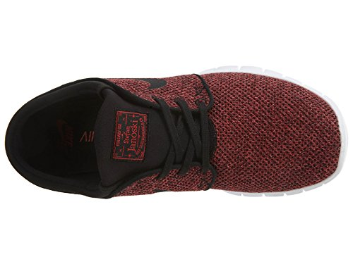 Nike Stefan Janoski Max Herren Turnschuhe Track Red / Black-Cedar