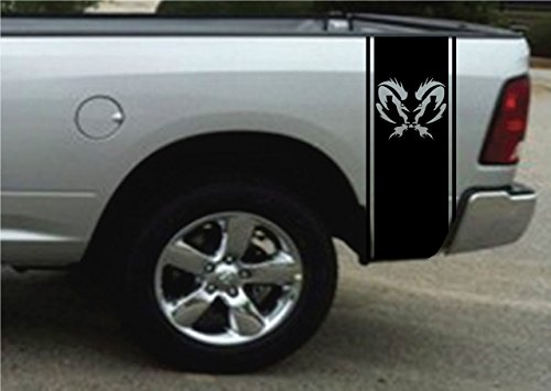 stickers Truck Stripe Compatible Dodge product image