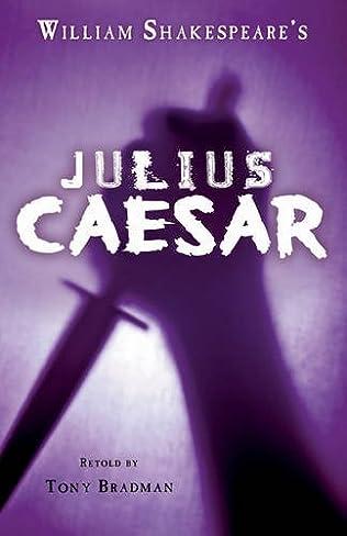 book cover of Julius Caesar