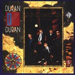 2 Album Collection: DURAN DURAN' Seven & The Ragged Tiger' & HEART 'Dog & Butterfly'