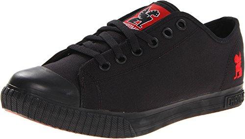 Chrome Unisex Kursk Pro 2.0 Black Sneaker Men's 9.5, Women's 11 Medium