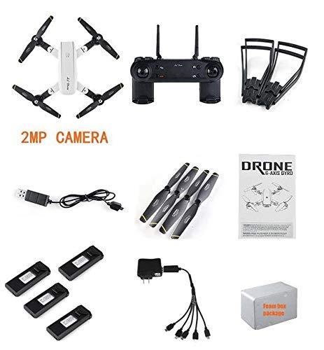 DishyKooker Drone de Seguimiento automático con cámara de dron ...