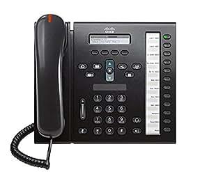 Cisco CP-6961-C-K9= - Teléfono fijo, negro