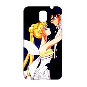 Cool-benz Affectionate lover 3D Phone Case for Samsung Galaxy Note3