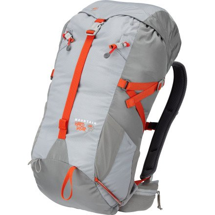 Mountain Hardwear Scrambler TRL 30 Day Pack – Steam, Outdoor Stuffs