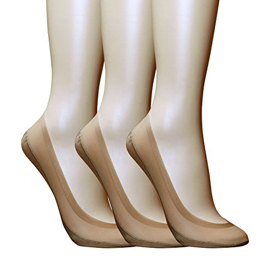 Walkon Womens Silky No show colors product image