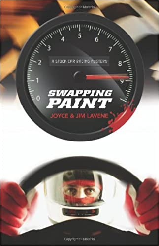 Swapping Paint (The Stockcar Racing Mystery, Book 1)